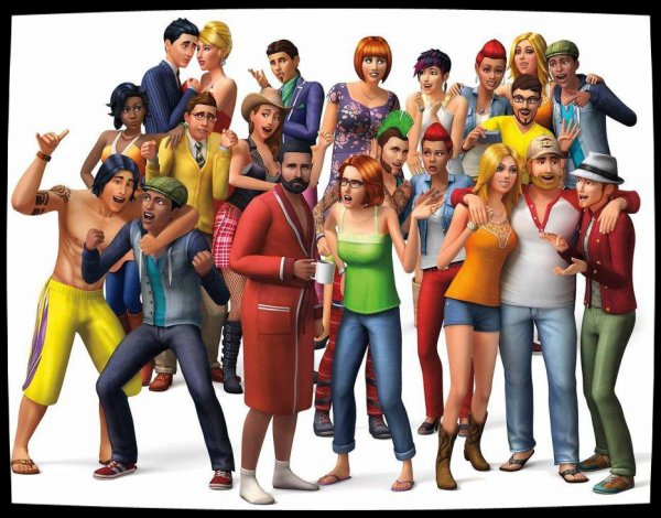Sims 4 ever ♥