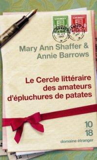 """ Le cercle littéraire des amateurs d'épluchures de patates "" de Mary Ann Shaffer & Annie Barrows ★★★★"