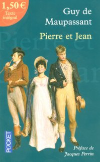 """"""" Pierre et Jean """" de Guy de Maupassant ★★★"""