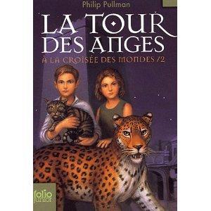 """Les Royaumes du Nord : """" La Tour des Anges """" tome II et """" Le Miroir d'Ambre """" tome III de Philip Pullman ★★★★"""