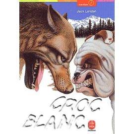 """"""" Croc-Blanc """" de Jack London ★★★"""