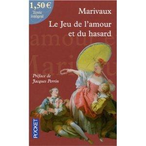 """"""" Le jeu de l'amour et du hasard """" de Marivaux ★★"""