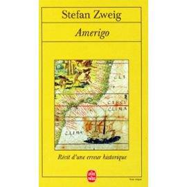""" Amerigo "" de Stefan Zweig ★★★"