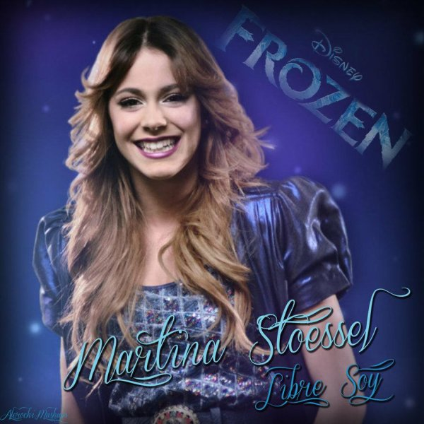 Martina Frozen (La reine des neiges)