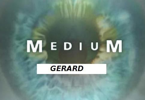 GERARD MEDIUM MAGNETISEUR