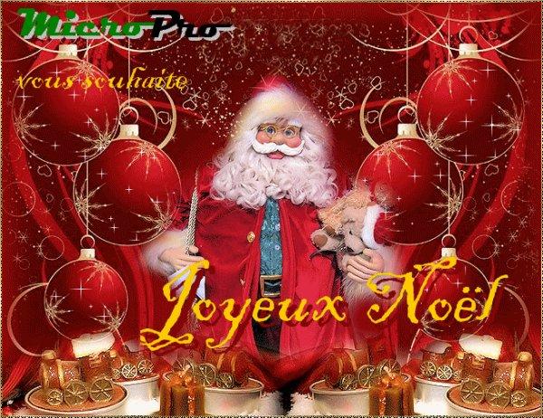 JOYEUX NOEL A MES AMIES