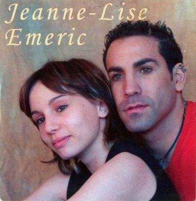 C'est ça ta vie / Le pays des larmes (duo avec Jeanne-Lise). (2005)