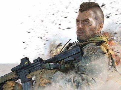 """John """"Soap"""" MacTavish(Modern Warfare 2)(Mon idole...)"""