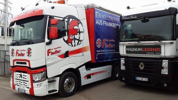 Renault range t premiers modeles transporteurs blog de for Renault range t interieur