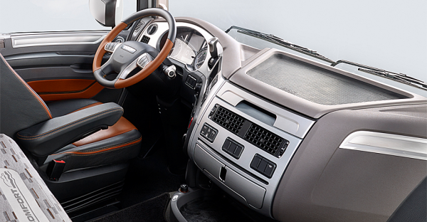 Daf xf 510 ssc euro 6 edition prestige moteur paccar mx blog de michel013 - Decoration interieur camion ...