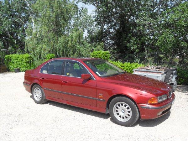BMW 528i E39 AU NURBURGRING