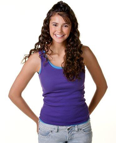 Nina Nous fait un Grand SOURIRE ! SMILE !