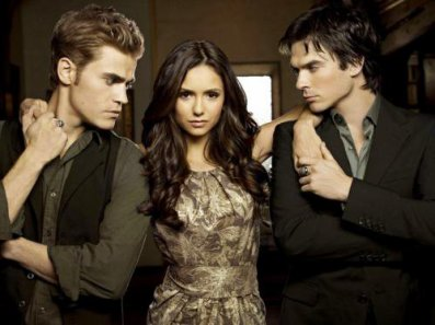 Affiche saison 3 de The Vampire Diaries !