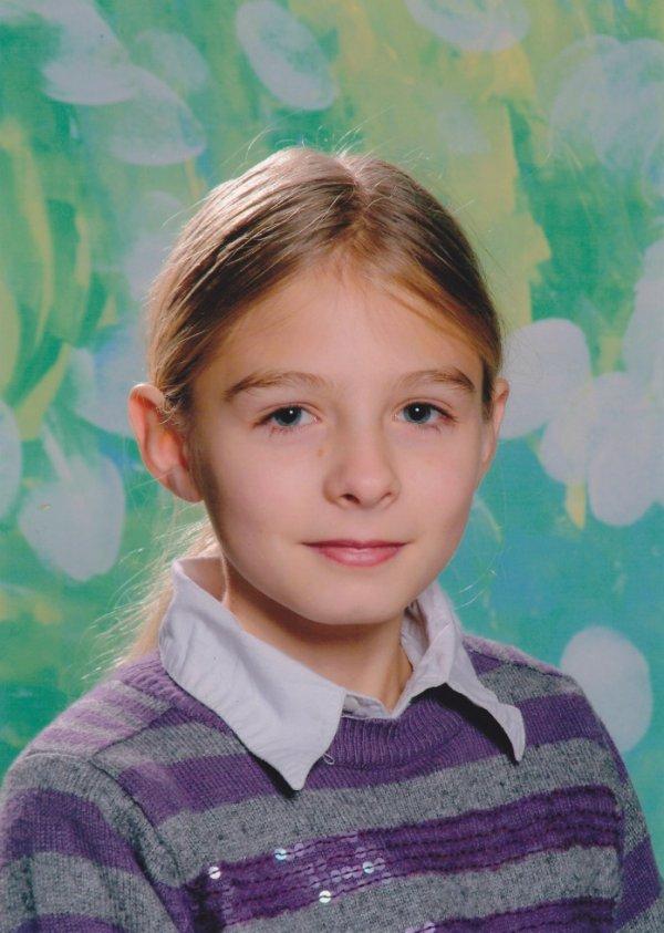 ma 4ème fille deplanque occéanna 12ans