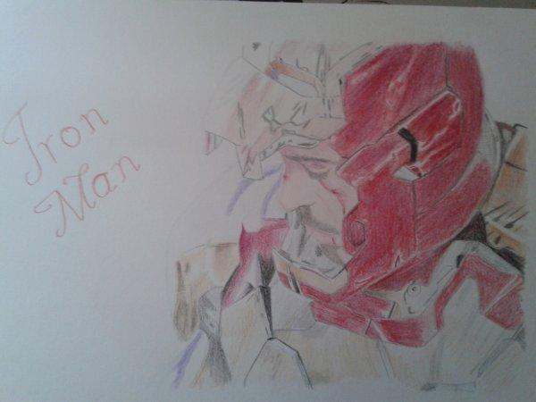 Iron Man couleur