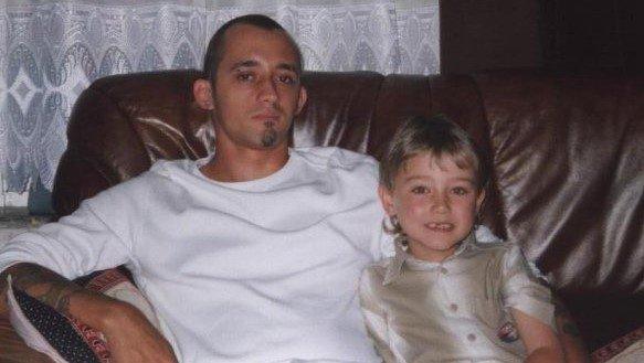 Steve & son neveu Tanguy