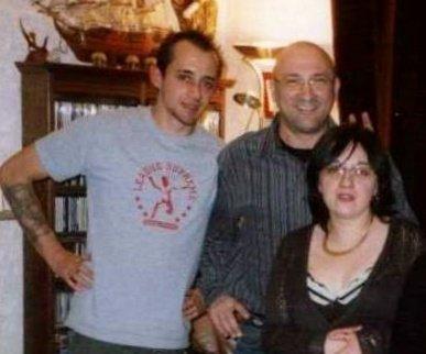 Steve, Denis & moi