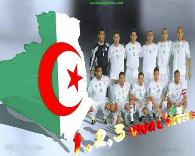 1-2-3 vive algerie