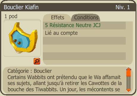 Quette Wabit( Le Bouclier )