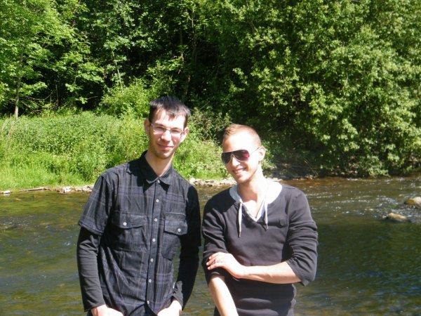 Moi et mon beau frère