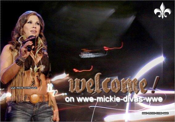 Welcome On wwe-Mickie-Divas-wwe !