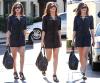 . 25 Janvier 2012 - Rose a été aperçu alors qu'elle sortait The Drybar Hair Salon à West Hollywood .
