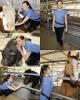 . 04/02/12 - Rose a été aperçu alors qu'elle visitait la Gentle Barn à Los Angeles, en Californie .