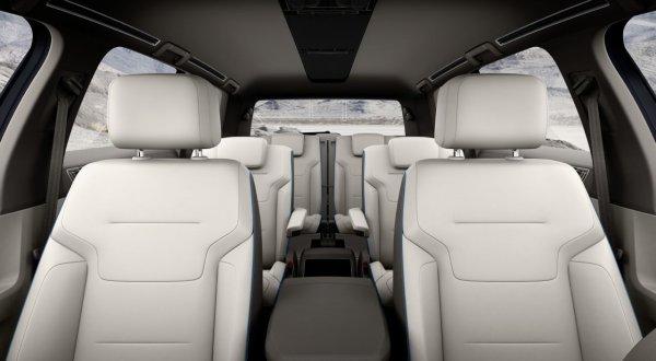 Salon de Detroit 2013 : Volkswagen CrossBlue Concept !