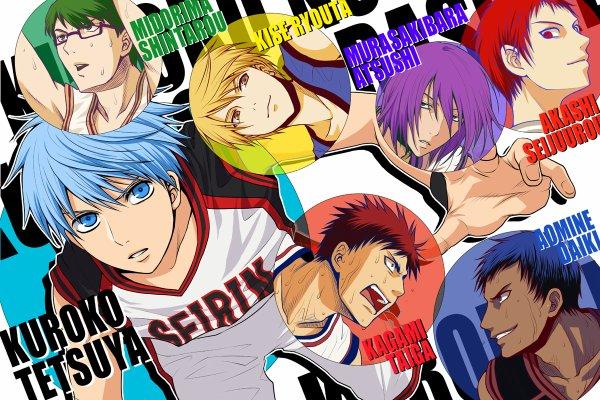 quelle est votre personnage préféré dans kuroko no basket ?