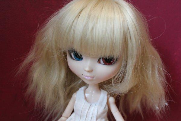 ♥  Ma première doll ♥