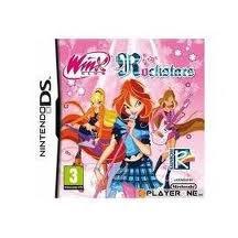 Les jeux DS Winx Club.