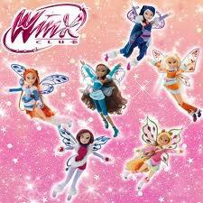 Poupées Winx (1).
