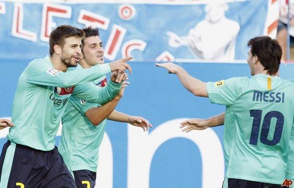 Le Barça prépare sa rentrée