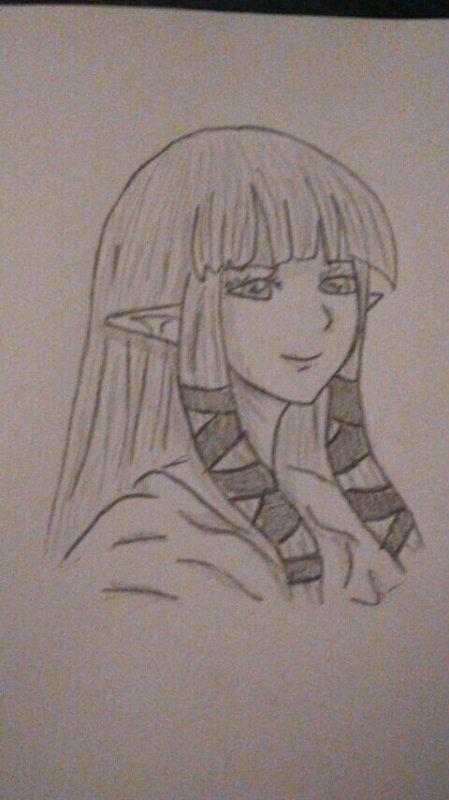 Zelda by Zelmeow