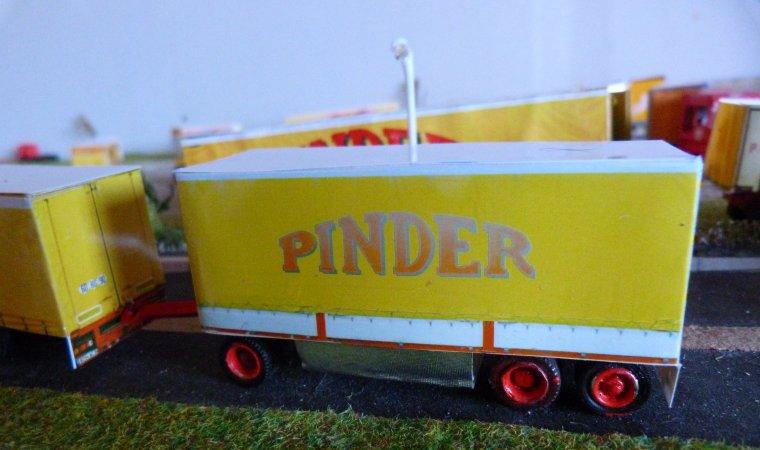 Maquette : Arrivée cirque Pinder première ville [part 4]