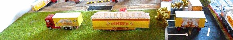 Maquette : Arrivée cirque Pinder première ville [part 7]