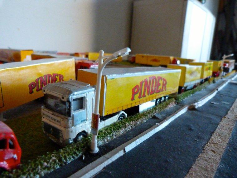 Maquette : Arrivée cirque Pinder première ville [part 8]