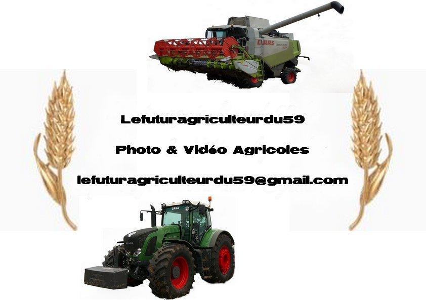 Bienvenus sur le blog lefuturagriculteurdu59
