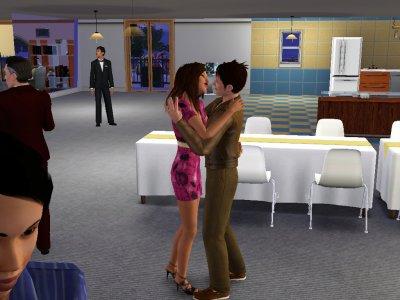 le mariage de Prue et son mari Andy
