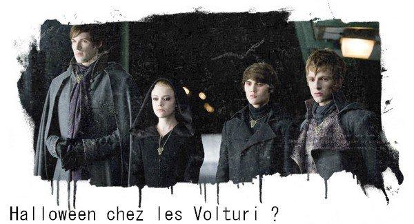 Halloween chez les Volturi ?