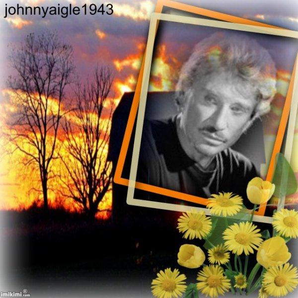 JOHNNYAIGLE1943 BONJOUR JOHNNY JE T AIME