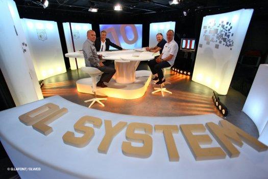 #11.  OL-system  -   Le plateau