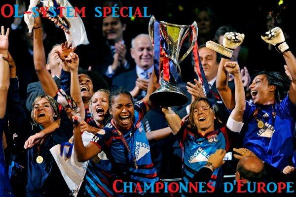 #57. OL-system, spécial Ligue des Champions Féminine ! :D