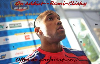 Offre de commentaires on addict--Rami-Clichy