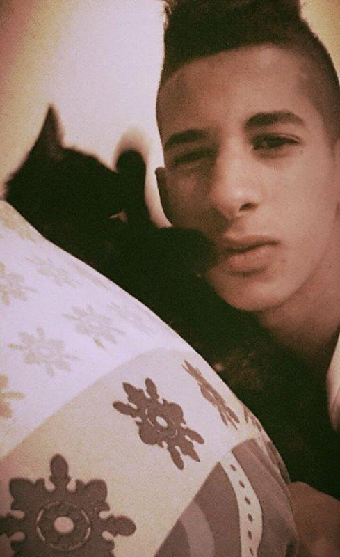 Avec Mon Chat Nero <3