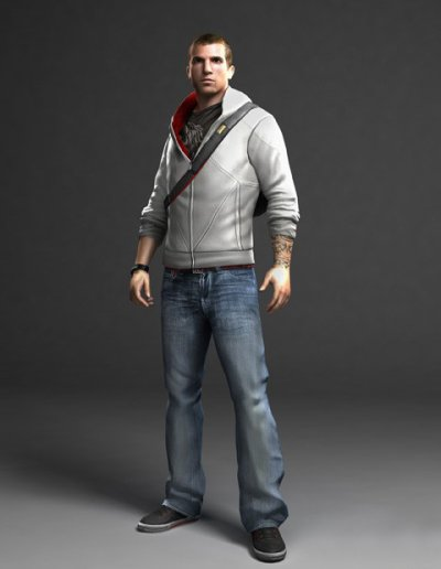 Présentation Assassin's Creed I, II, Brotherhood: Desmond Miles
