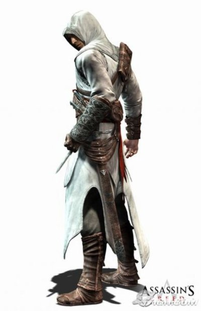 Présentation Assassin's Creed I, II: Altaïr Ibn-La-Ahad