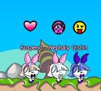 Nephaly; Qishin, moa<3