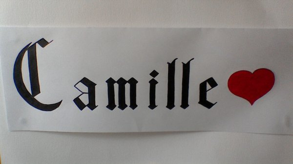 """Camille <3"""