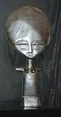 Les extraterrestres dans les religions d'Afrique